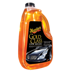 Шампунь Gold Class Car Wash Shampoo&Conditioner MEGUIAR'S G7164 (1893 ml)